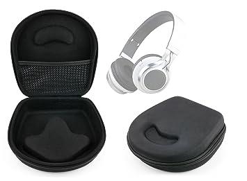 DURAGADGET Estuche/Carcasa para Los Auriculares AudioMX Auriculares de Diadema Bluetooth | Sound Intone I65 | Bose SoundLink: Amazon.es: Electrónica