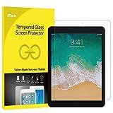 JETech 0902 - Pellicola Protettiva per Apple iPad Pro 12.9 Vetro Temperato