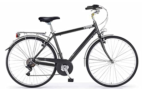 Mbm C E N T R A L Bici Da Trekking Uomo Amazonit Sport E Tempo