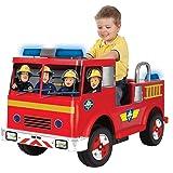 Fireman Sam 12v Battery Powered Ride On
