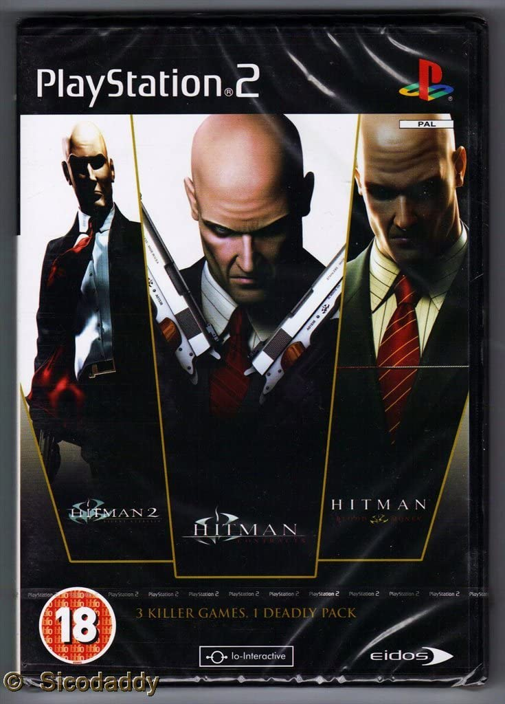 Hitman Triple Pack: Amazon.es: Videojuegos