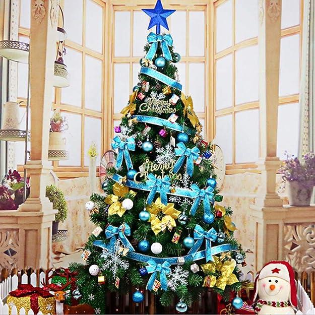 Lote de 5 tiras para decoraci/ón de fiesta de Navidad LAMF Plumas Boas 2 m