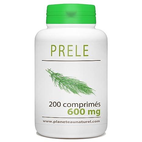 Cola de caballo, 600 mg, 200 comprimidos