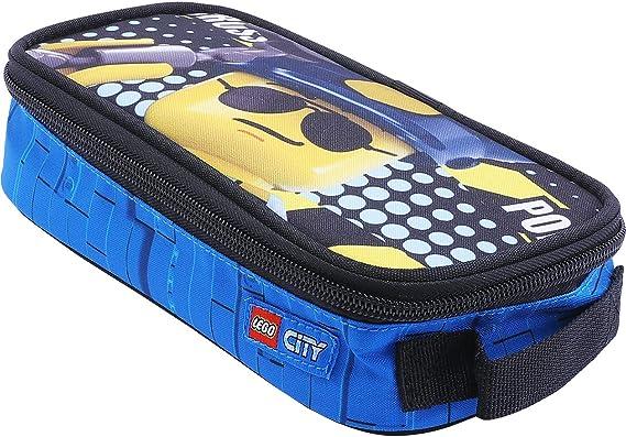 LEGO Bags Estuches, ca. 6 x 21 10 cm, City: Amazon.es: Equipaje