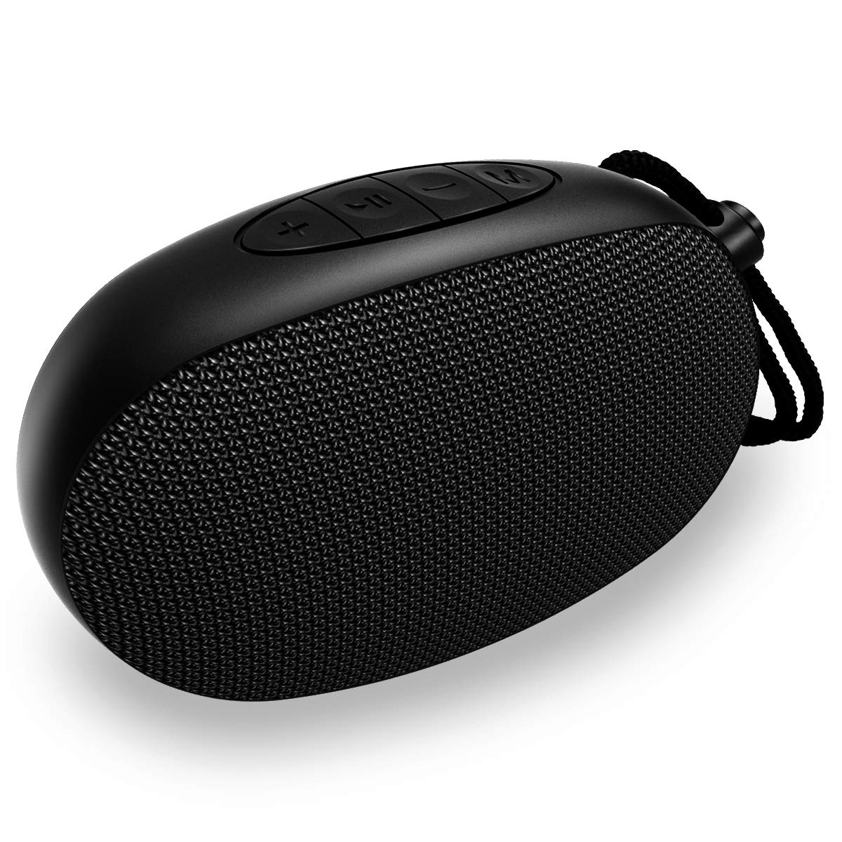 Bluetooth Speaker, LFS Portable Wireless Speakers with 10W Louder Stereo  Sound & Rich Bass, 80ft Bluetooth Range, 12H Playtime - Support TF Card for
