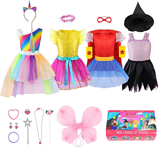 Valcatch Baby Boys Girls My First Halloween 4PCs Outfits Halloween Clothing Suit