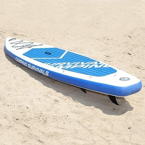 Detailorpin Fuletzapec KS-SP1009 - Tabla de Surf Hinchable ...