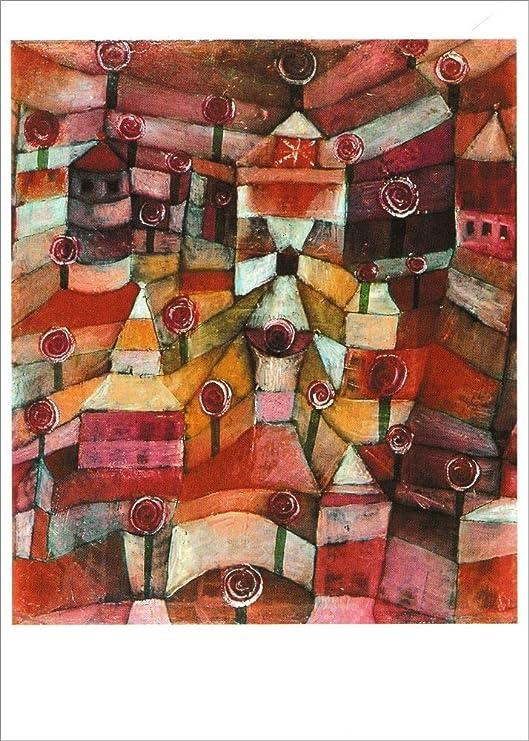 Tarjeta de arte Paul Klee