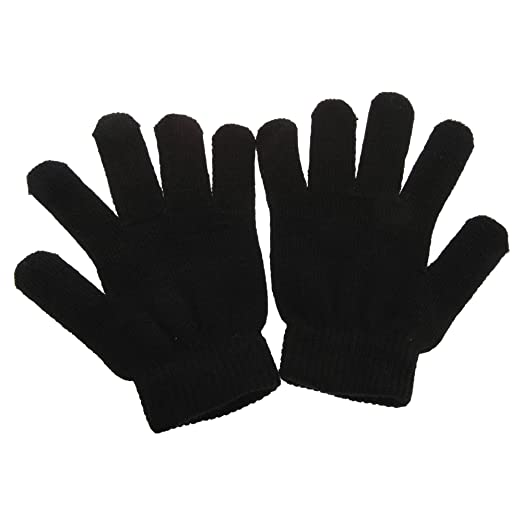 efb2dedadf4 Mens Thermal Gloves With Elastane (brushed Inside) (One Size Fits All) (