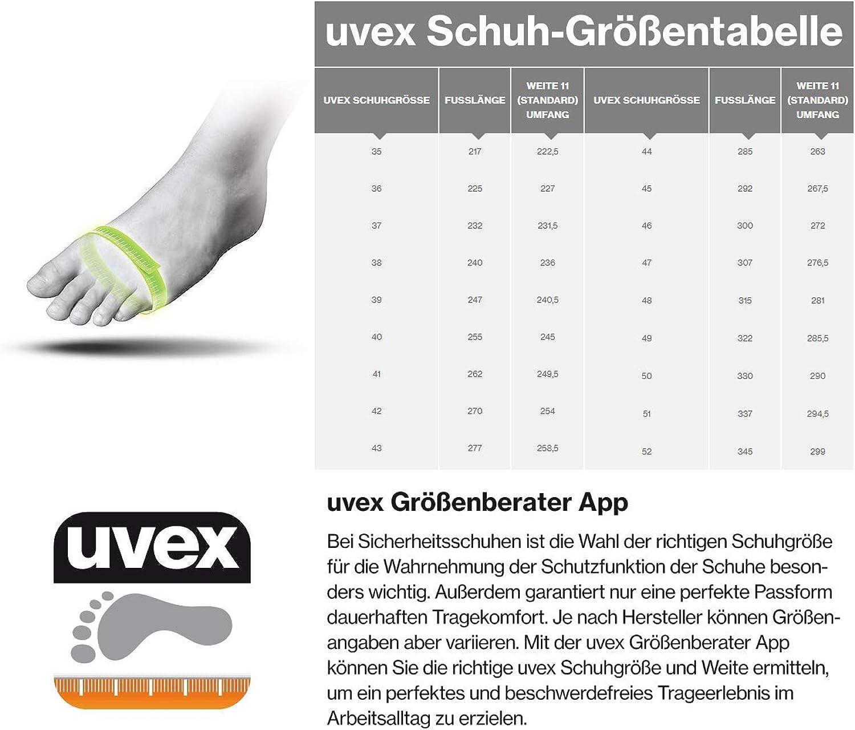 Uvex Herren Office Arbeitsschuhe