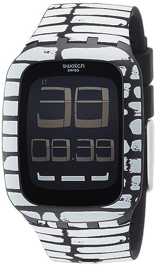 Swatch Reloj Touch pulsist Panel táctil equipado con Digital surb120 hombre [Regular importados]: Amazon.es: Relojes