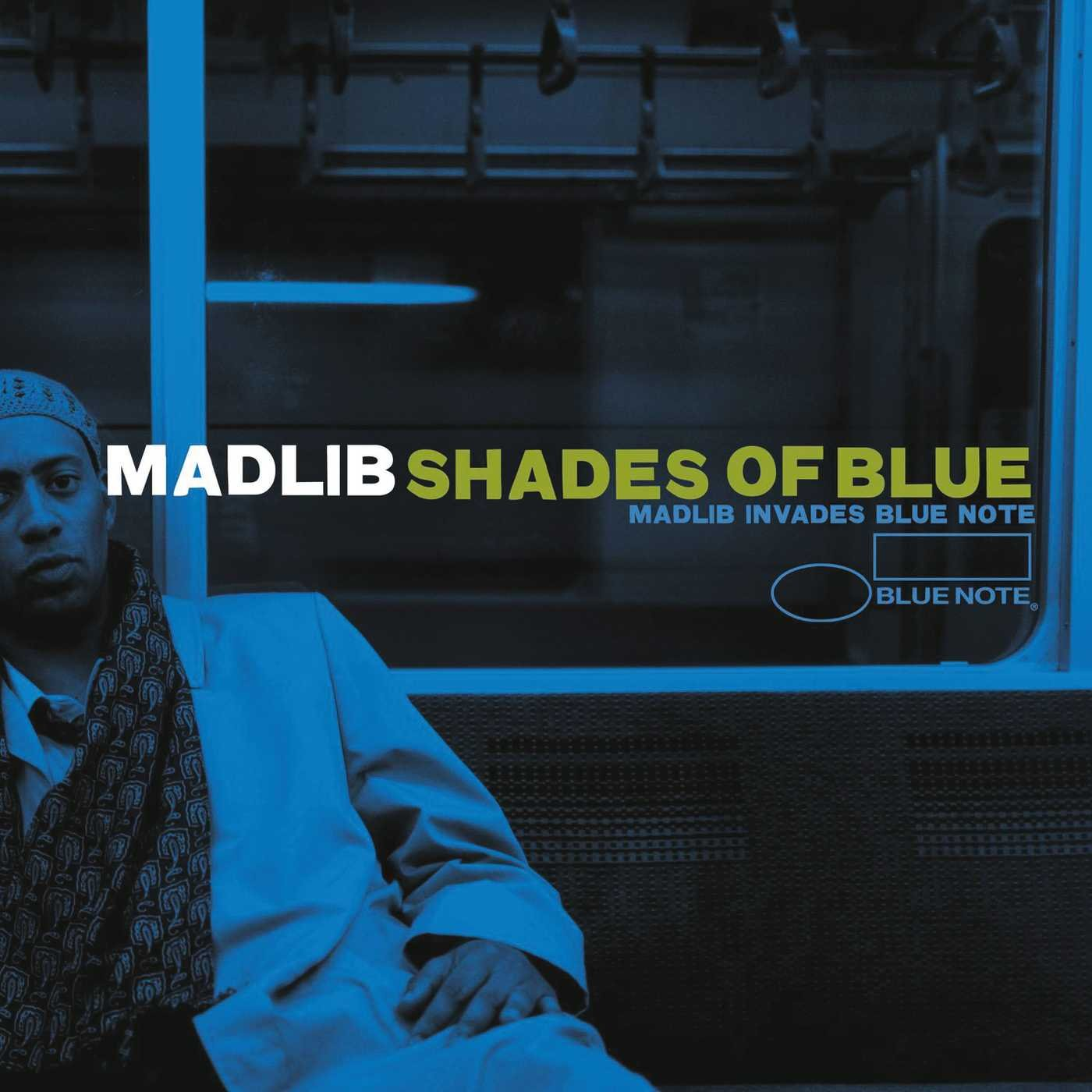 Shades of Blue [Vinyl]