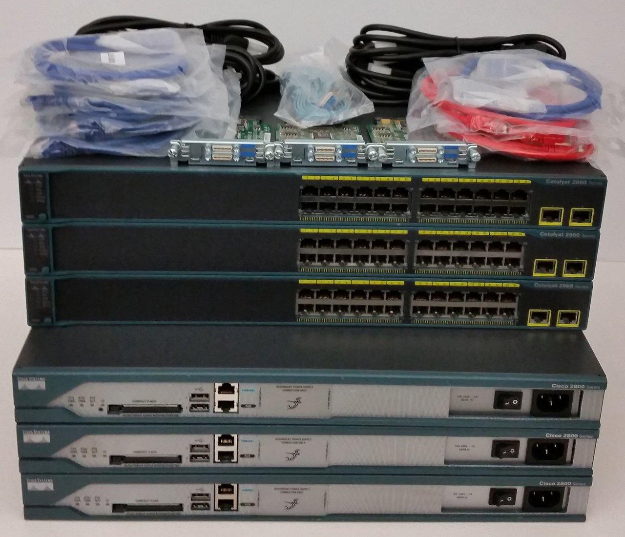 Workbooks ccnp lab workbook : Amazon.com: Cisco CCNA 200-120 Certification Premium Lab Kit ...