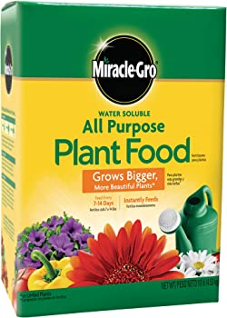 Miracle-Gro Water-Soluble Plant Fertilizer