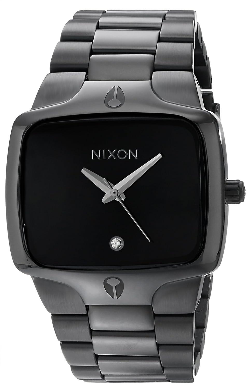 9ecbda8bd036 Amazon.com  Nixon Men s A140001 Player Watch  Nixon  Watches