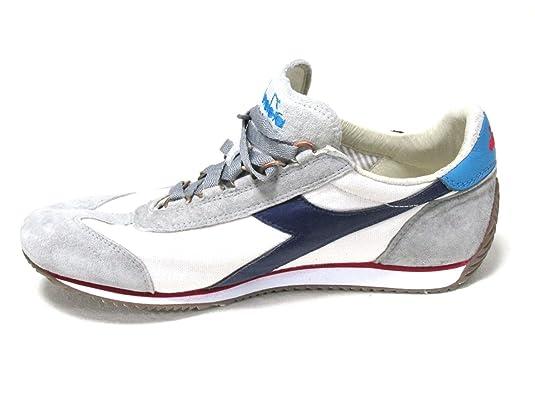 Diadora Zapatillas Para Mujer Gris White Estate Blue Gris Size: 38 0sBVLUf