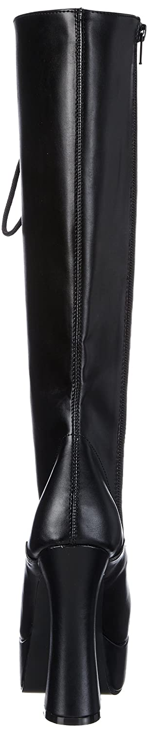 Pleaser Boot Women's Electra-2020 Boot Pleaser B00A0IUBXS 7 B(M) US|Black f0b2d5