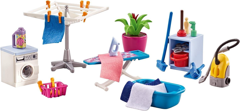 Playmobil 6557 Utility Room (Laundry Room)