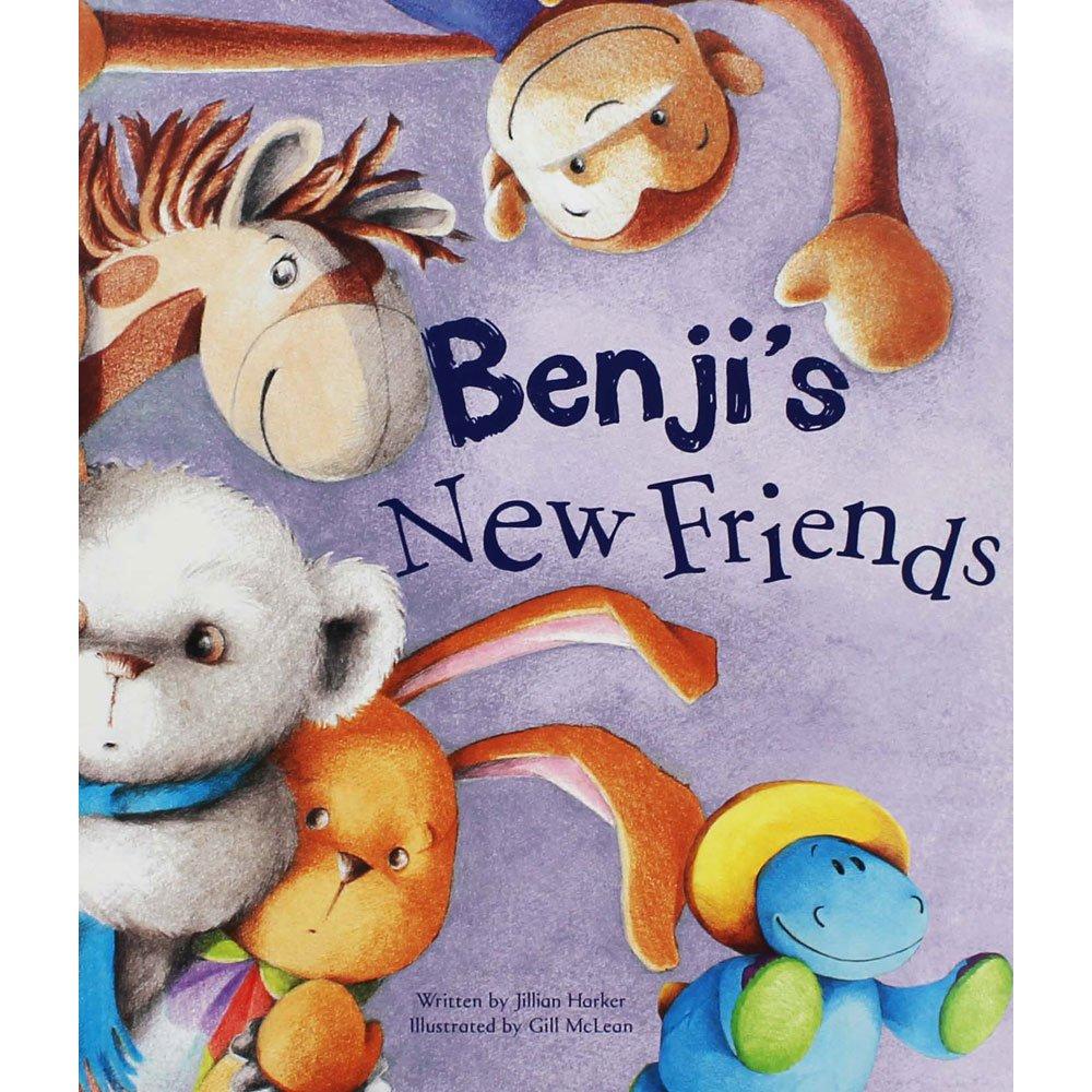 Download Benji's New Friends pdf epub