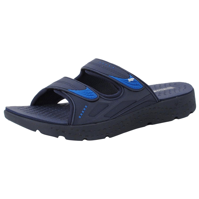 Gold Pigeon Shoes EVA Anti-Fatique Light Weight Sandals for Men & Women B07DN7C84B EU40: Men 7.5/8 & Women 8/8.5|Slide Sandal: 8591 Navy Blue