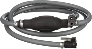 Attwood 93806YI7 Portable Fuel Tank Fuel Line Kit - Not For Use In USA