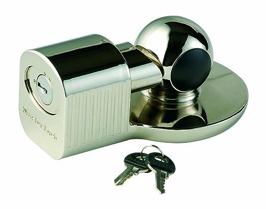 6 opinioni per Master Lock 377EURDAT Antifurto Rimorchi Universale per Teste di Aggancio, 48-51
