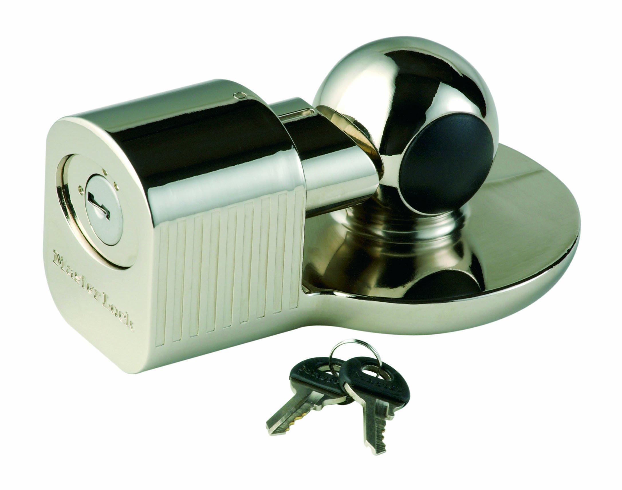 Master Lock 377EURDAT Antivol d'attelage universel en zinc