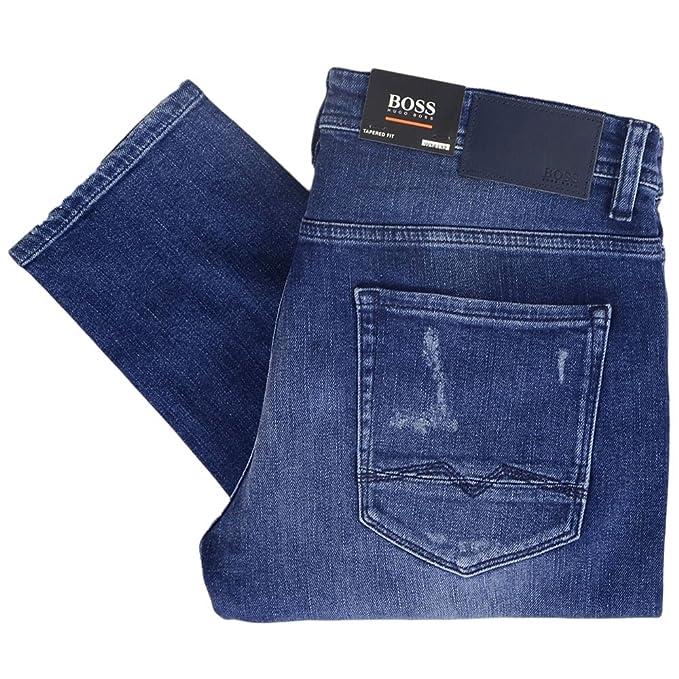 BOSS Hugo Orange 50382043 90 Manana - Pantalones Vaqueros ...