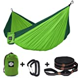 Nordmiex Double Portable Camping Hammock - Upgraded