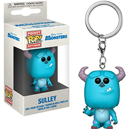 Amazon.com: Funko Sulley: Monster Inc. x Pocket POP! Mini ...