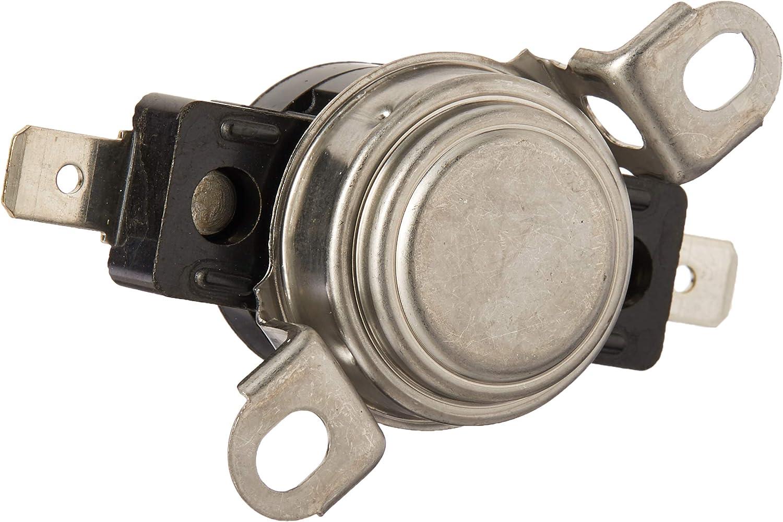 Whirlpool WP8300802 Range High Limit Thermostat, white