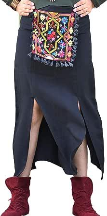 MERASH A Line Skirt For Women