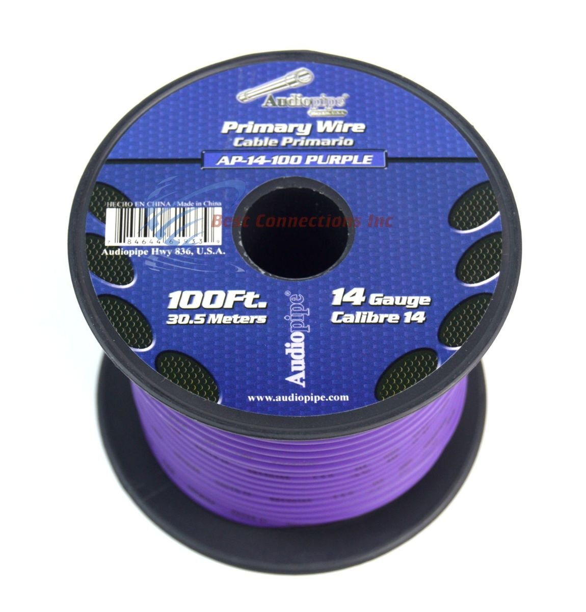 Trailer Light Cable Wiring For Harness 100ft Spools 14 Scout 80 Gauge 7 Wire Colors Automotive