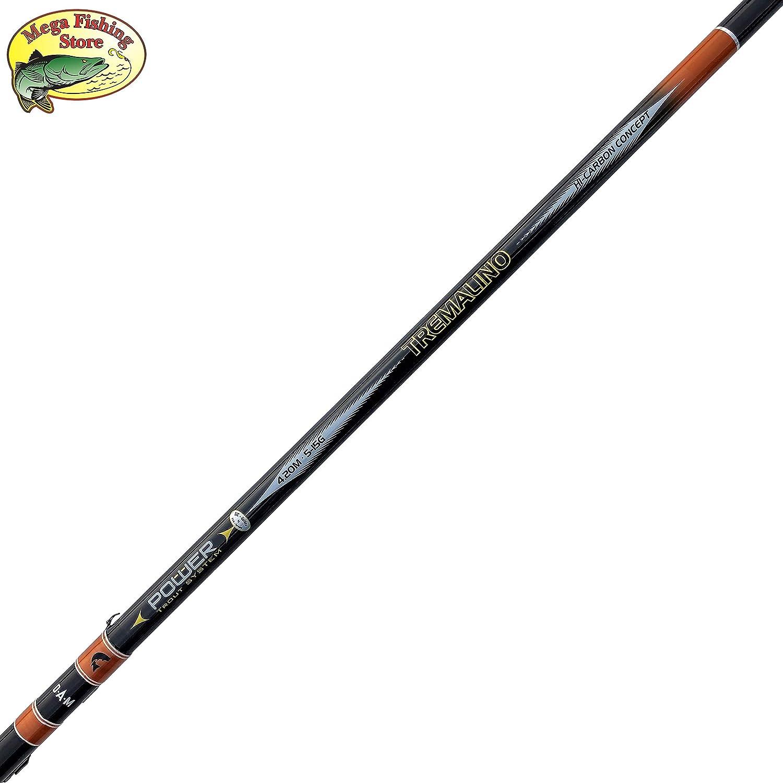 Ca/ña de Pescar telesc/ópica para truchas DAM PTS Trout Tremalino 4,00 m, 3-10 g