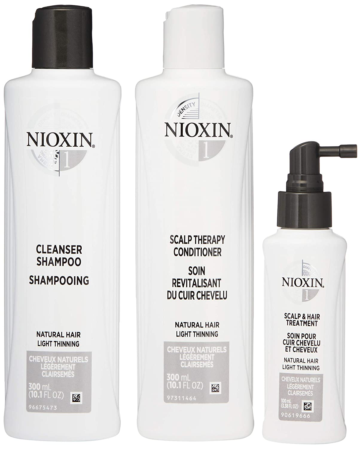 Does nioxin shampoo make your hair grow faster