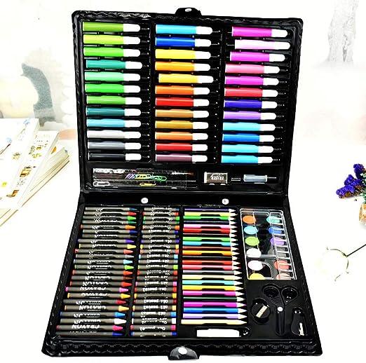 Set de arte, Set de pintura y dibujo, Lápices de colores para ...