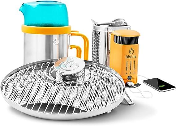 Biolite Portable Grill : grille de barbecue portative pour