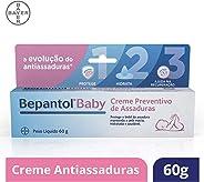 Bepantol Baby Creme Preventivo de Assaduras Para Bebês 60G, Bepantol Baby
