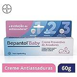 Bepantol Baby Creme Preventivo de Assaduras Para Bebês 60G, Bepantol Baby, 60G