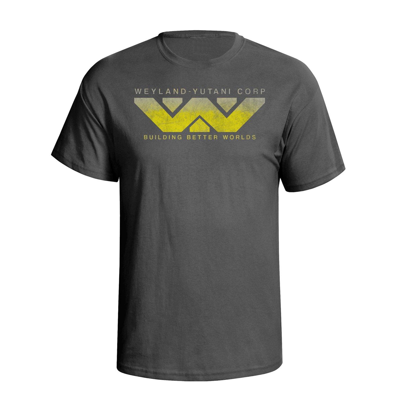 Weyland Yutani Corp Hombres Película camiseta: Amazon.es: Ropa y accesorios