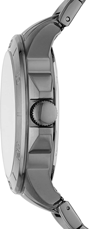 Fossil Men s Privateer Sport Quartz Stainless Steel Chronograph Watch, Color Gunmetal Model BQ2297