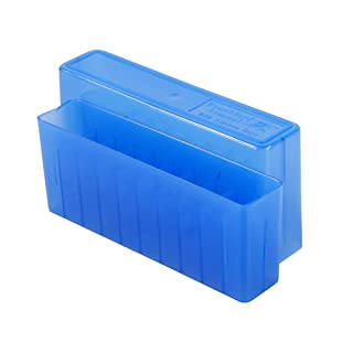 Frankford Arsenal #210 - 270-30/06 Caliber 20 ct. Ammo Box for Convenient Storage, Blue