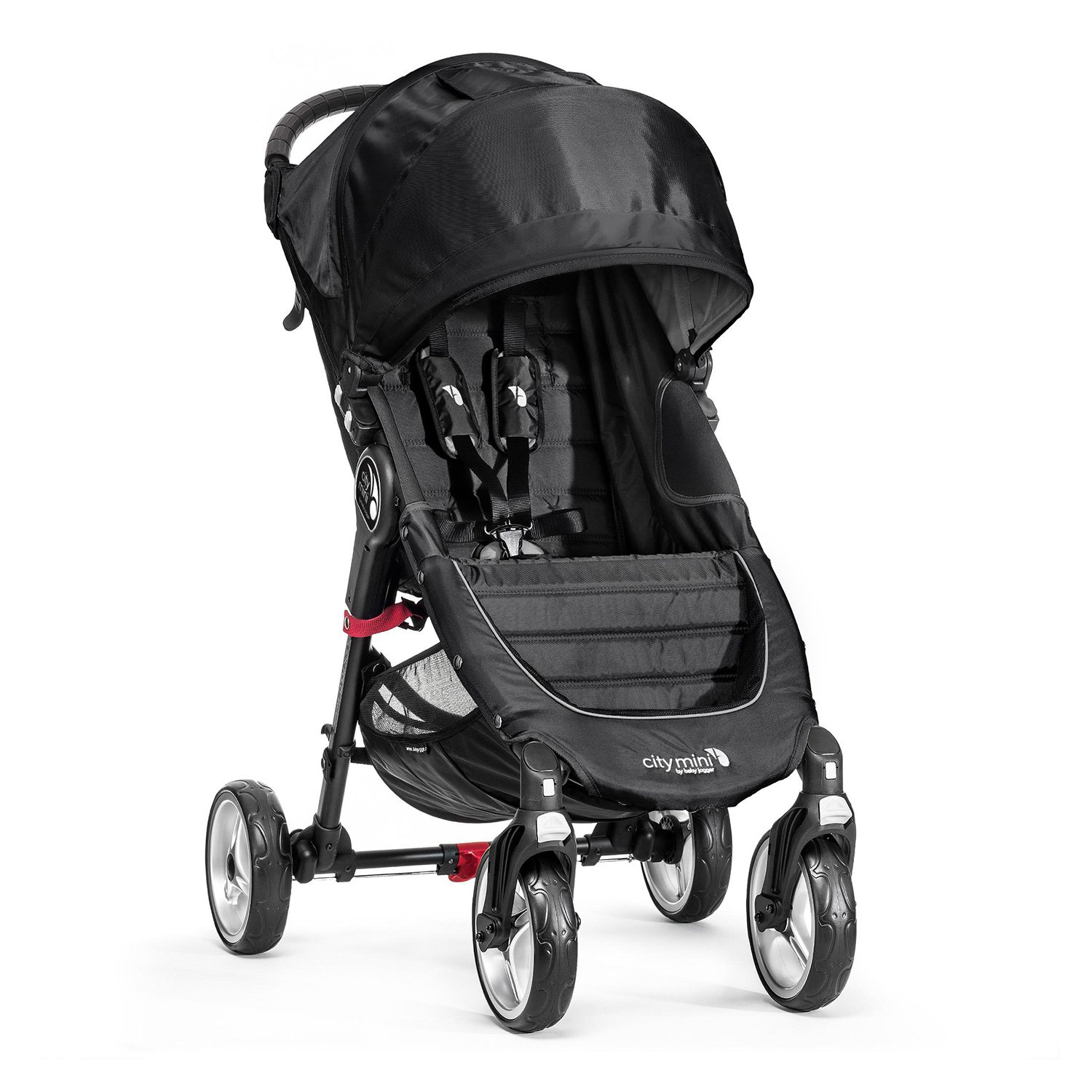 Baby Jogger City Mini 4 - Silla de paseo, color negro product image