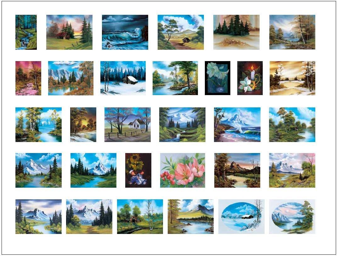 Das Ausmalbuch: 64 Vorlagen nach den Bildern aus der Kultserie \