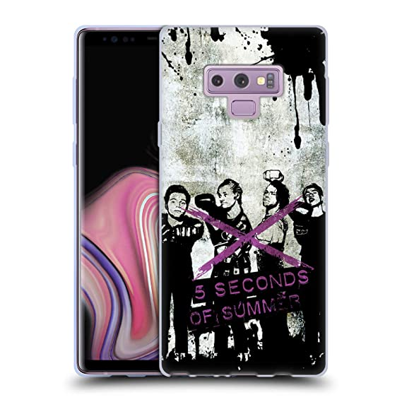 Amazon com: Official 5 Seconds of Summer Fighter Purple