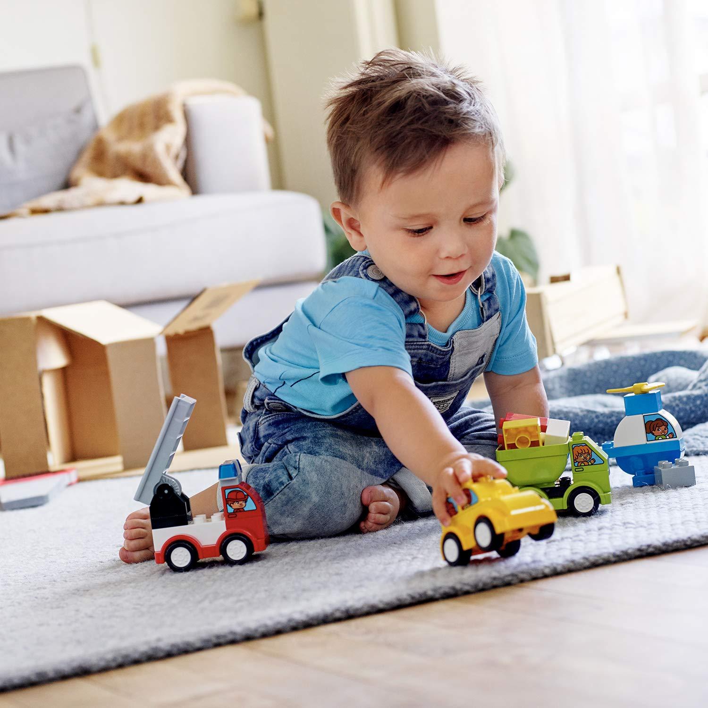 314871-LEGO-Duplo-I-miei-primi-veicoli-10886-B00EDTCHJ6 miniatura 6