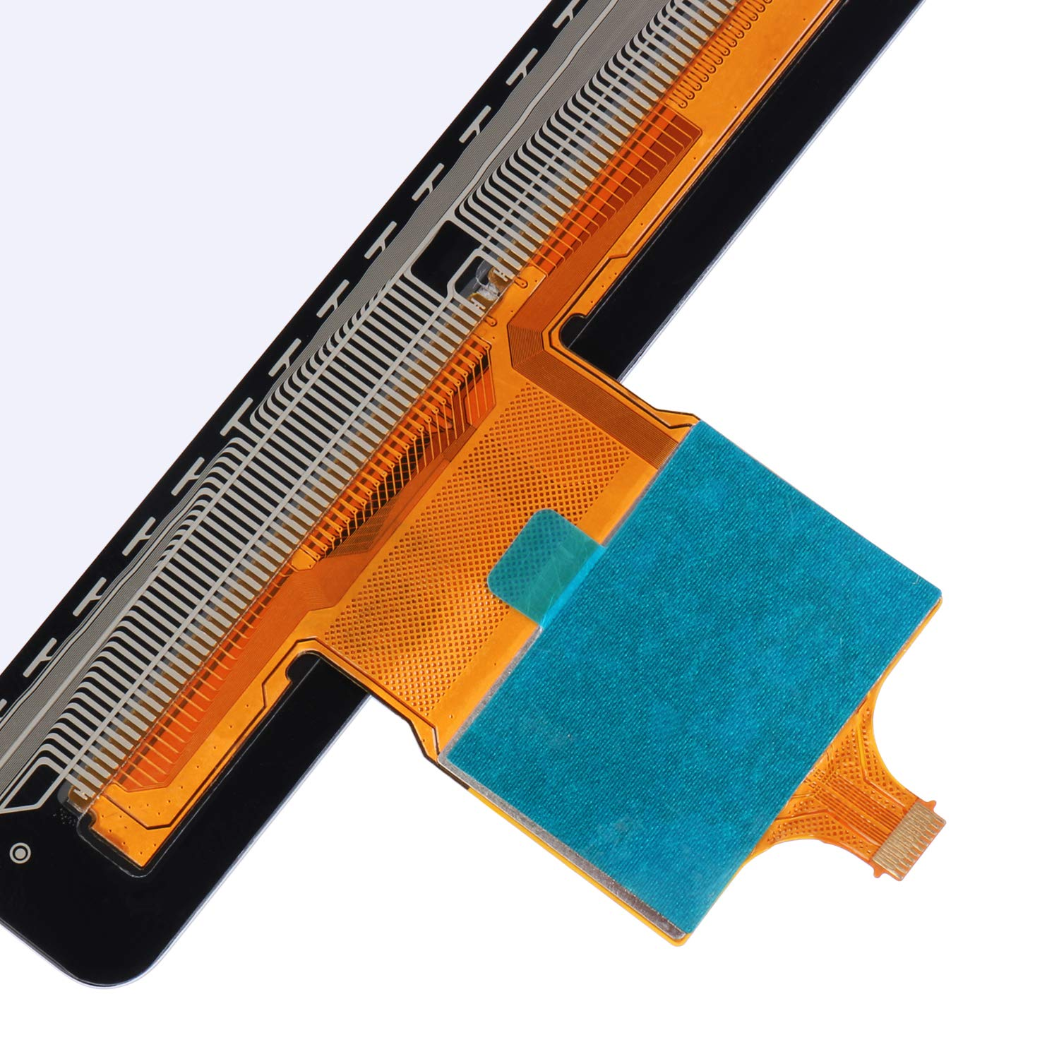 S-Union Touch Panel Digitizer Glass Lens Screen Replacement for  Kindle Fire HD8 6th PR53DC