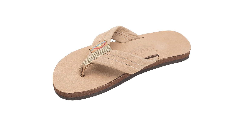 Rainbow Sandals Kids Single Layer Premier Leather Sandals