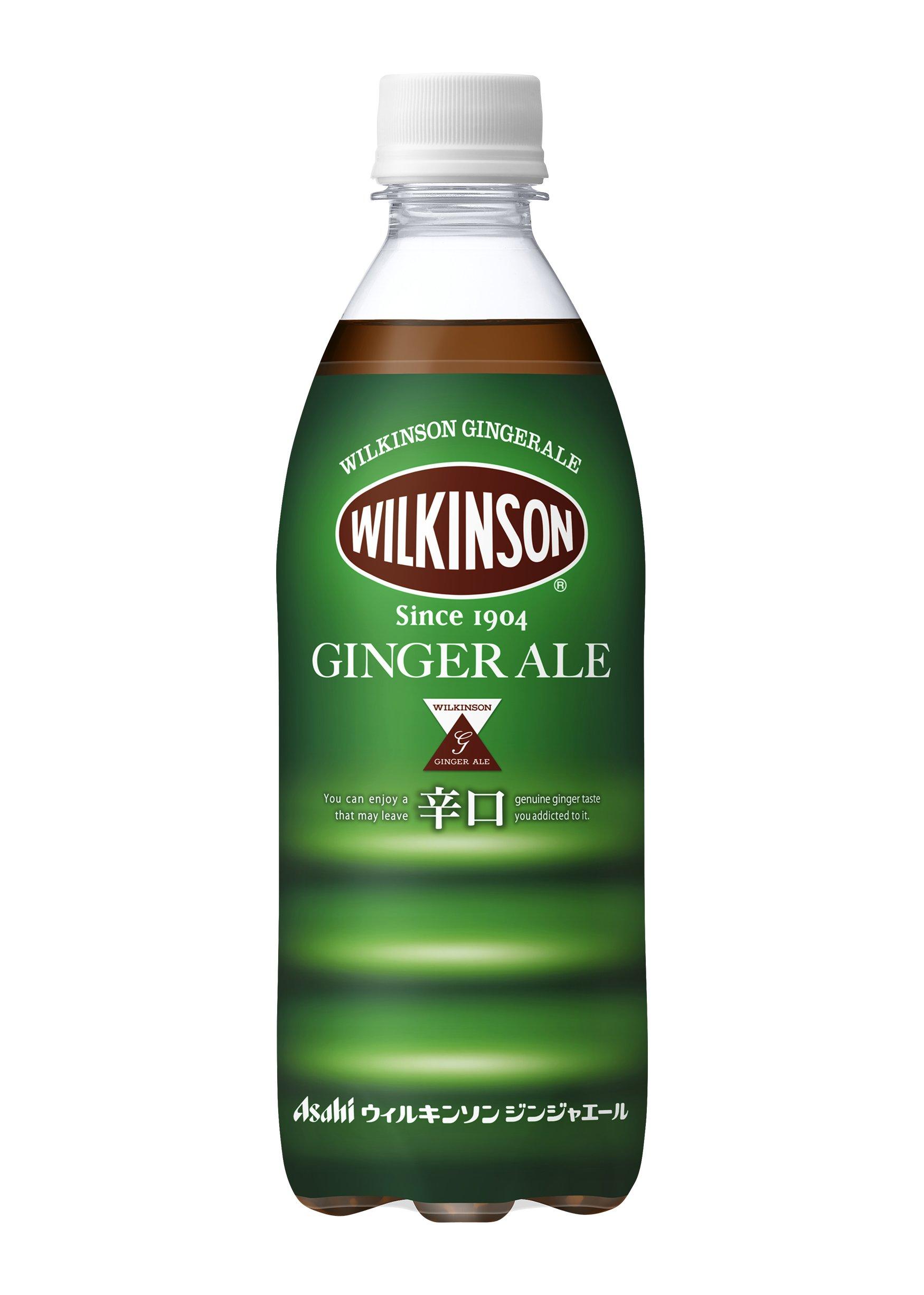 Asahi Wilkinson ginger ale 500ml ~ 24 this