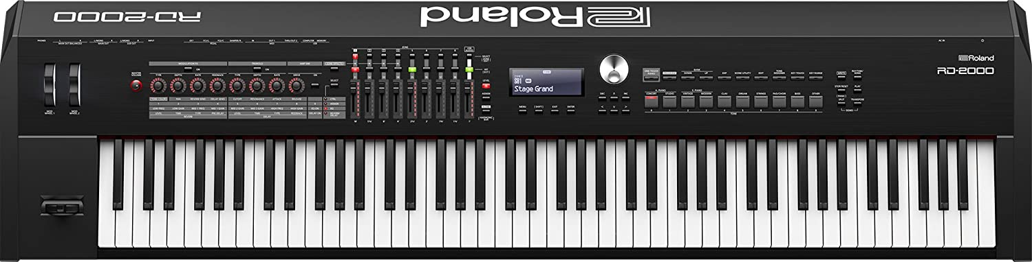 Roland Premium 88-key Digital Stage Piano (RD-2000)